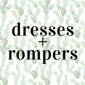 Dresses & Skirts - ❋ DRESSES + ROMPERS ❋